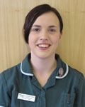 Emma Turner, nurse at County Vets Group